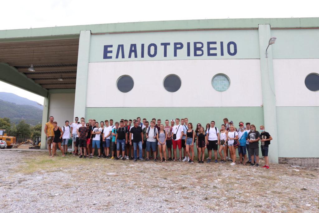 Grecja zdjęcie grupowe